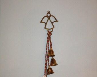 Vintage Christmas Angel Bells