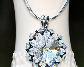Broadway Lights Swarovski Crystal Necklace