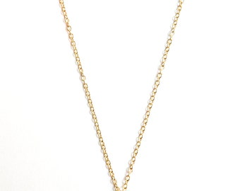 vintage opal sunburst brass necklace, 14k. gold filled necklace // OPAL RAYS