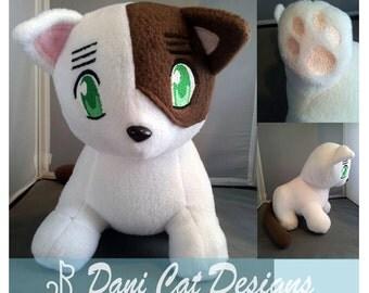 England Cat Plush