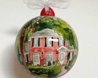 First house ornament  Etsy