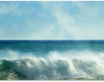 Mermaid Heaven - 8x10 Fine Art Photo Print - Sandy Beach, Oahu
