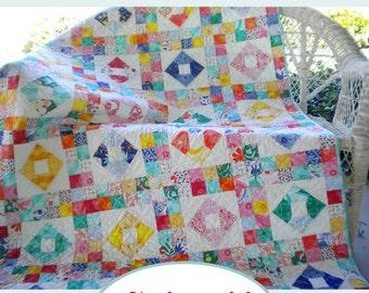 PDF Splash Quilt Pattern