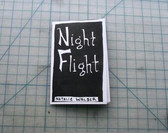 Mini Comic - Night Flight