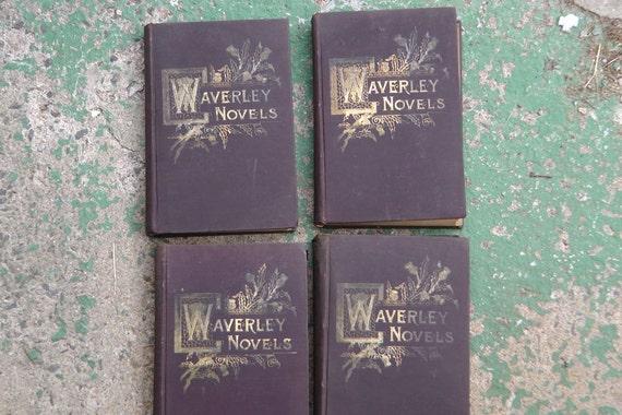 Waverley Novels Collier Victorian Waverley Novels