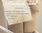 Homebound Magazine 2013 Winter