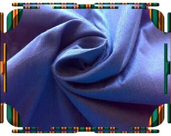 Yale Blue Silk Dupioni Fabric By Yard, Solid Blue Silk Fabric, Blue Indian Silk Fabric, Dupion Silk Fabric, Indian Fabrics, Silk Fabric