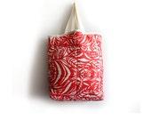 Tote Bag- Summer Bag- Linen Bag