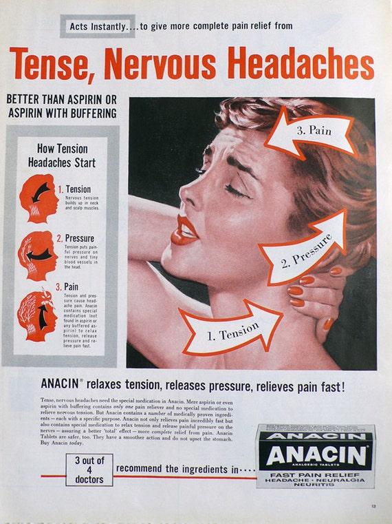 Anacin Free Ingredients
