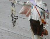 Keys to Enchanted Light Earrings