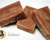 Cashmere Creamy Shea Butter Soap