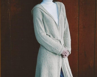 Hooded cardigan Etsy