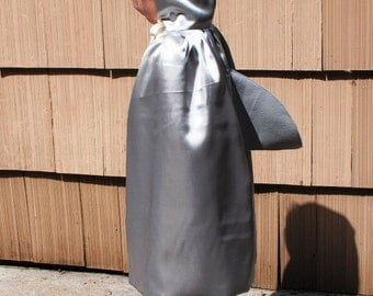 Shark Cape Costume Toddler Kids Children Photographer Prop Halloween Make Believe Gray Silver