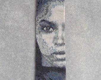 Beyonce Bracelet Pattern - Peyote Stitch