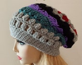 Slouchy Hat, Slouchy HAT, Beanie Hat, Fashion Hat, CHEMO Gift Hat Outfit, Cozy Chemo Hat, Travel Hat, Slouchy Cozy Hat, All Season Hipie Hat