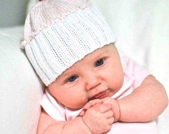 Cupcake Baby Hat Pattern