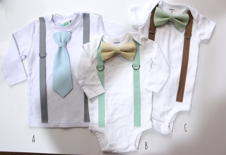 Preppy Newborn Baby Boy Clothes