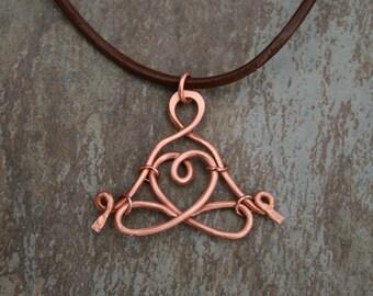 Heart Space pendant, yoga jewelry,  Little Yogi © -meditation - love- gratitude-yogi - lotus- mudra, valentines gift, Lemurian Diamond, Bibi