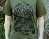Supernatural Shirt - Dean Winchester Driver Picks The Music Supernatural T-Shirt - Winchester Brothers - Impala Shirt - Supernatural Gift