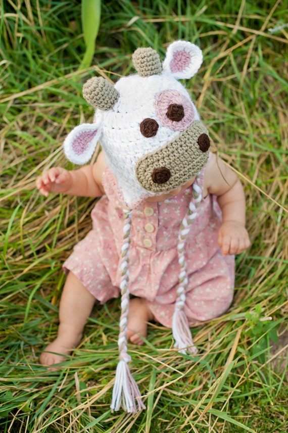 Free Crochet Pattern For Cow Hat : 301 Moved Permanently