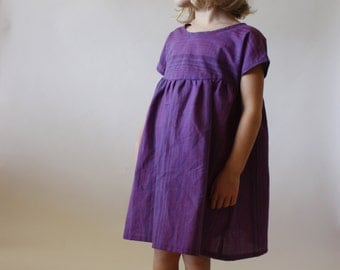 NEW Baja Dress  / PDF sewing pattern / Children's sizes 2/3 to 8/9 / Instant download