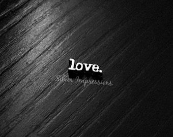 Love Locket charm / Floating Love locket charm  / Memory Locket Charms