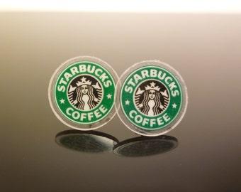 Starbucks Classic Earrings