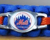 New York Mets Cat Collar, Paracord Collar