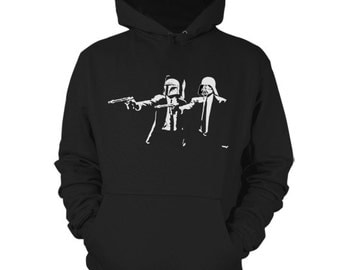 Star Wars Hoodie Pulp Fiction Sweater ( S - 3XL )