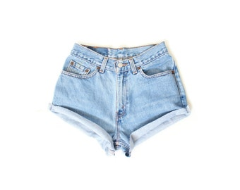 All Size Vintage Cuffed  Shorts