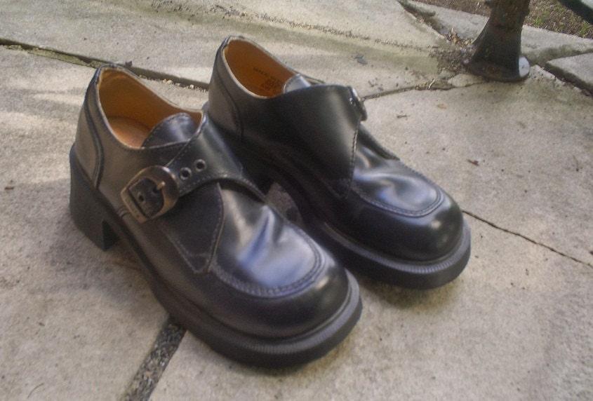 Doc Marten Mens Shoes Paten