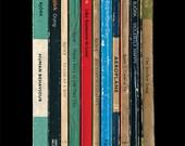 Bjork 'Debut' Album As Penguin Books Poster Print Literary Print