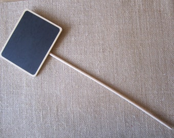 David Tutera Chalkboard Stakes - 14 inches - 4 pieces