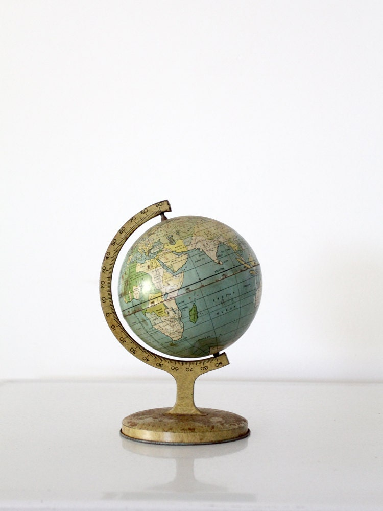 dating old globes