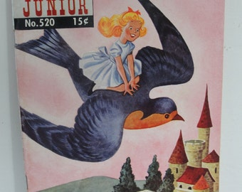 Thumbelina Classics Illustrated Junior No. 520