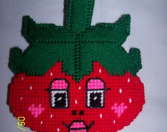 Strawberry Tote  Bag / Purse