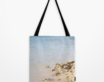 Summer Beach Bag, Ocean Tote