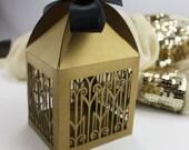 Favor Box Ribbons