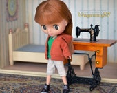 Doll clothes set for Petite Blythe