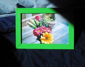 Flowery Bliss -- Framed 4x6 Print
