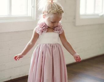 Purple Blush Tutu Dress