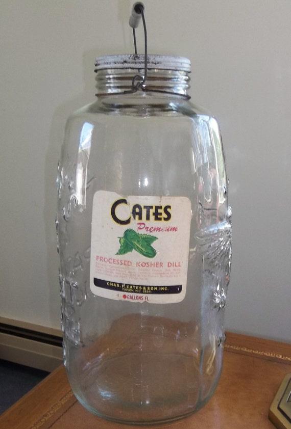 Reserved For Tiffany Gallon Mason Jar Patent Nov By
