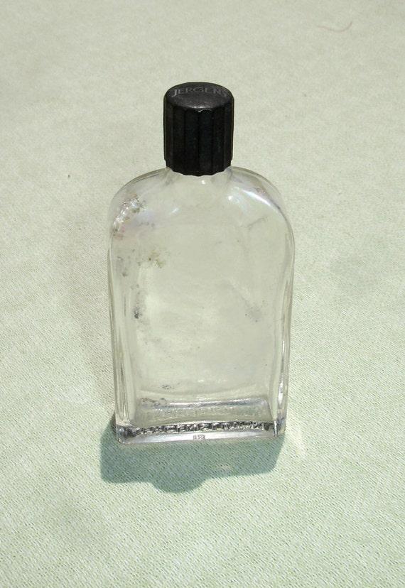 Antique Jergens bottle