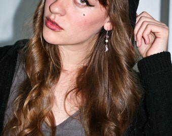 Night Mist earrings