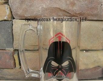 Star Wars Themed Mug - Star Wars Themed Gift Idea- Darth Varder