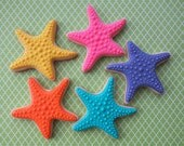 Starfish Sugar Cookies - 1 Dozen