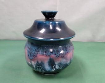 Vallauris Mid Century Modern Art Pottery Pitcher Creamer (v90)