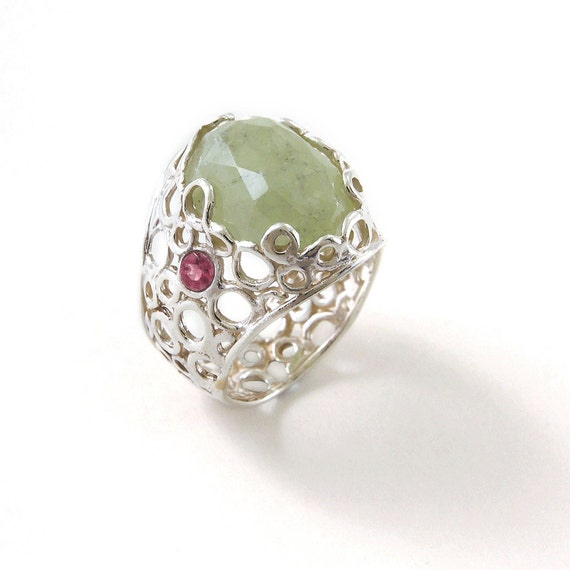 Gemstone Ring For Mother