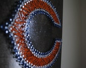 Chicago Bears- Stained
