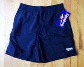 vintage reebok swim trunks mens size large deadstock NWT 1993